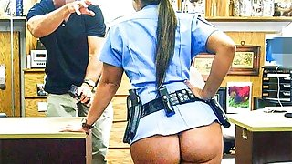 Fucking Ms. Police Officer - XXXPawn