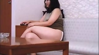 Adult Japanese lady farts