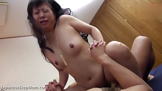 Japanese Step Milfs are Virgins Again - mommy